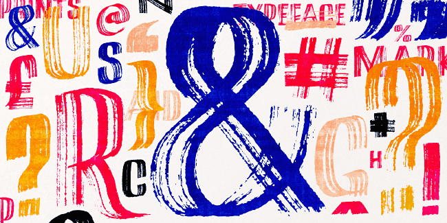 marker aid 23 of the most beautiful typefaces from September 2014