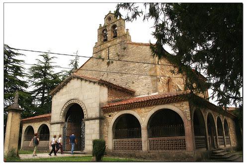 Colegiata de Cenero. Gijón