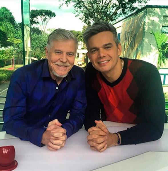 Miguel Falabella Volta A Apresentar Vídeo Show Voltar é Muito