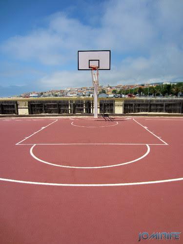 Campos de praia da Figueira da Foz / Buarcos #7 - Basquetebol (4) [en] Game fields on the beach of Figueira da Foz / Buarcos - Basketball