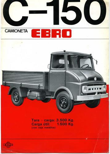 EBRO C 150