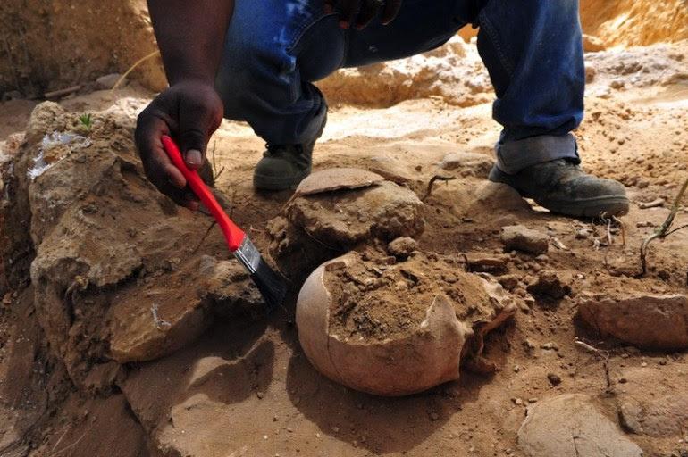 Excavación arqueológica en Israel /  Shutterstock