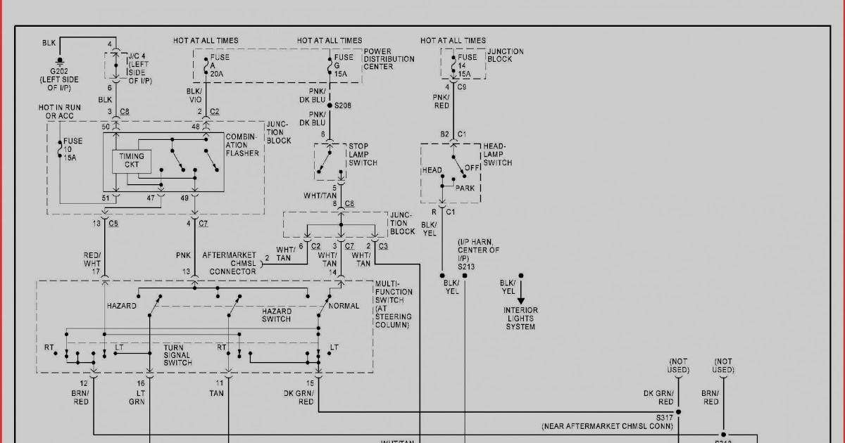 2002 Dodge Ram 1500 Ignition Wiring Diagram