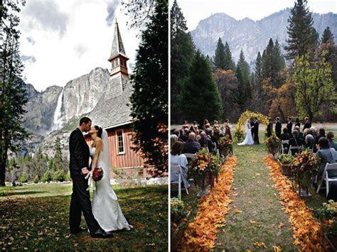 Say I Do at Yosemite National Park   Green Wedding Shoes