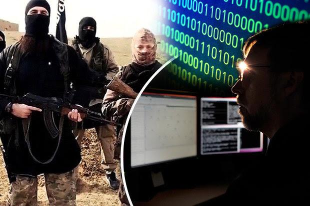Risultati immagini per ISIS LAPTOP