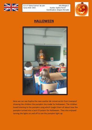 Halloween 2014 2015