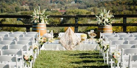 The Stable At Bluemont Vineyard Weddings