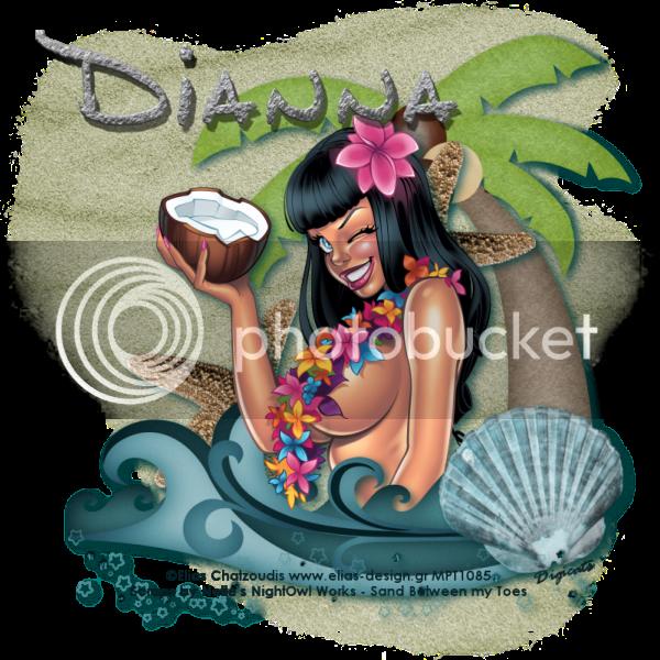 Hawaiian Sand - Dianna