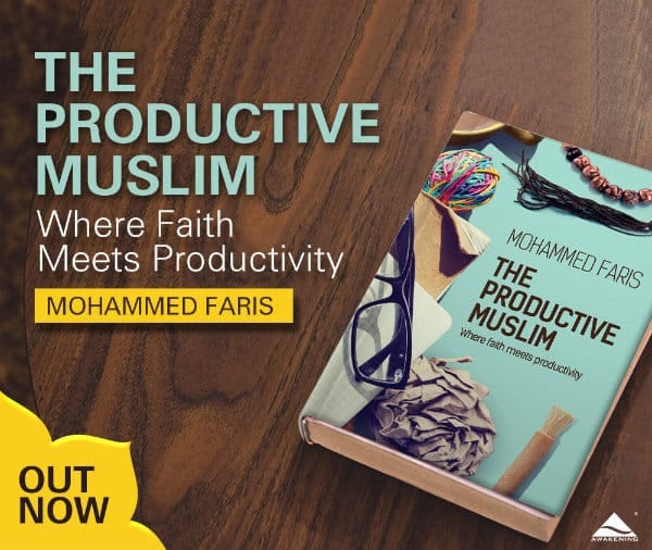 Image result for productive muslim