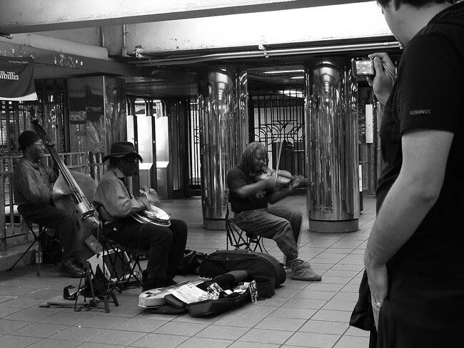 Below Penn Station