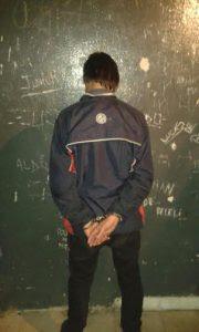 venta drogas en calle LZ 1ra 2