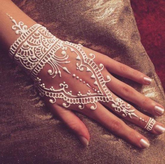 Tatuajes De Henna Diseños Y Diferentes Alternativas De Tatuajes