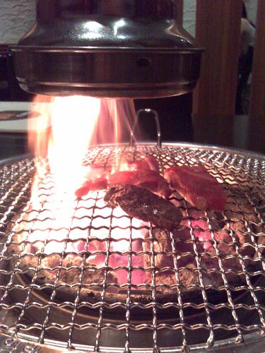 Move over, Kingsford...here comes wagyu fat!
