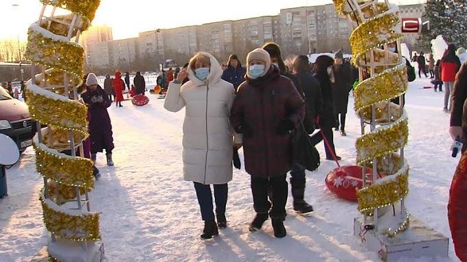 Рождественская ярмарка в Сургуте продлена до конца месяца