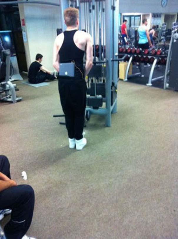 Απερίγραπτες στιγμές στο γυμναστήριο (12)