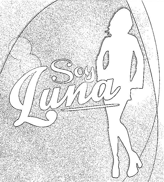 Dibujos Para Colorear Soy Luna Dibujos Para Imprimir