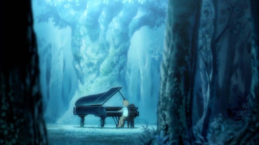 Anime Forest Wallpaper 4k Materi Pelajaran 5