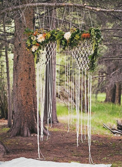 27 Bold Boho Chic Fall Wedding Ideas   Weddingomania