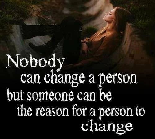 No One Can Change A Person Pictures Photos And Images For Facebook
