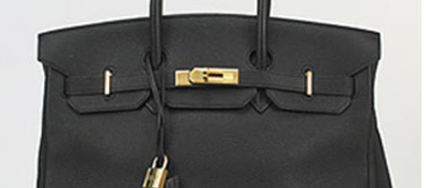 e42fc461a3d0 Luxe un sac à main Hermès vendu plus de 60.000 euros.