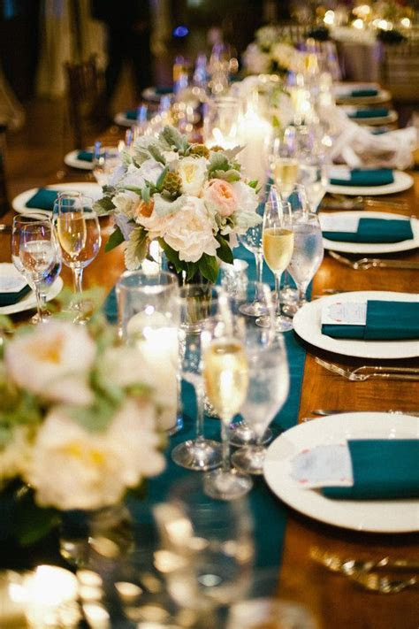 25  best ideas about Teal Table on Pinterest   Country