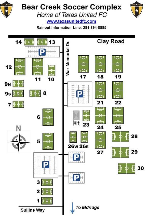 Meyer Park Field Map Burroughs Park Field Map | Gadgets 2018