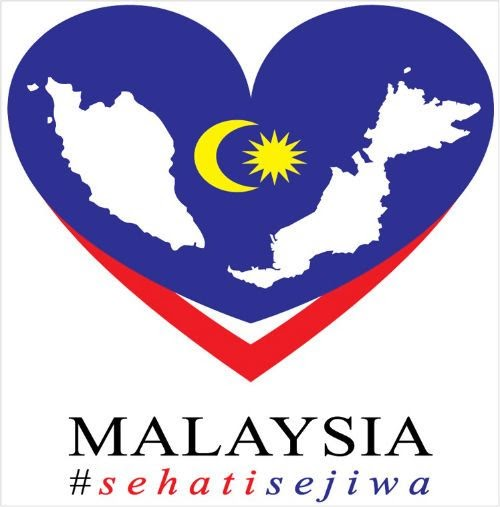 Logo Hari Kemerdekaan 2018 Guru Ilmu Sosial
