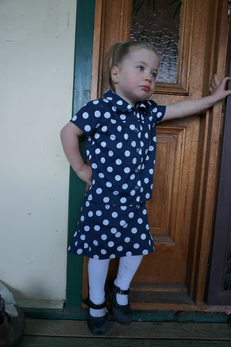 Oliver + S Music Class blouse and skirt