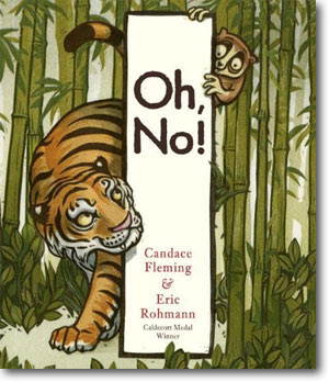 Oh, No! by Candice Ransom, illustrated by Eric Rohmann