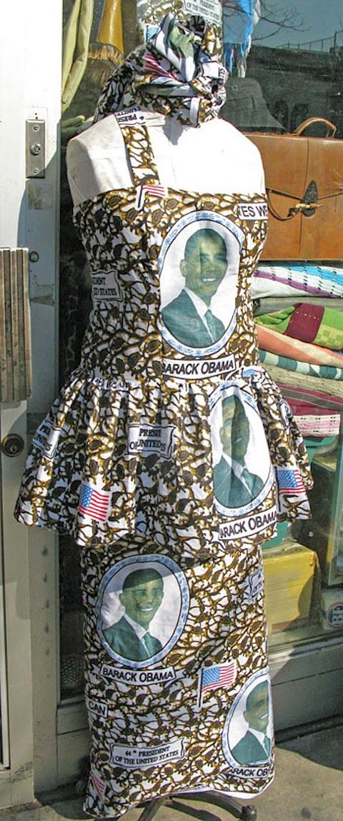 A dress in 125th
