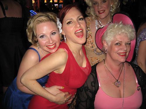Rosie, Me, Minx, Holiday