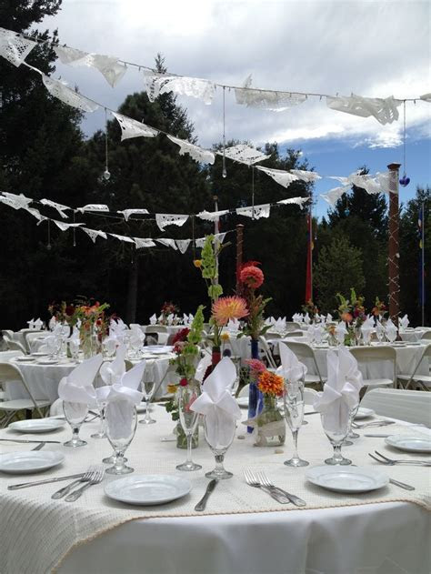60 best images about Meadow Reception on Pinterest   Santa