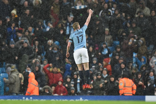 Avatar of Man City v Burnley: Pictures from the Blues' FA Cup fourth round tie