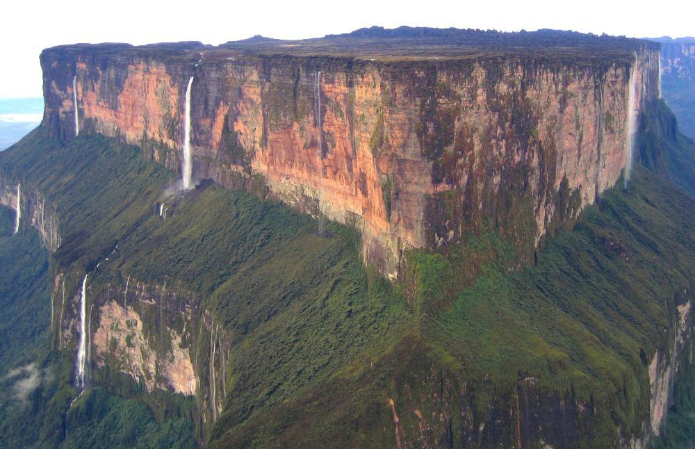 Mount Roraima Wide Photograph