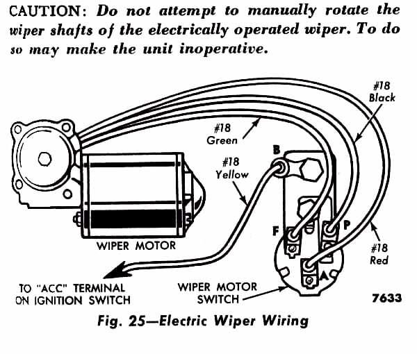 31 Universal Wiper Switch Wiring Diagram