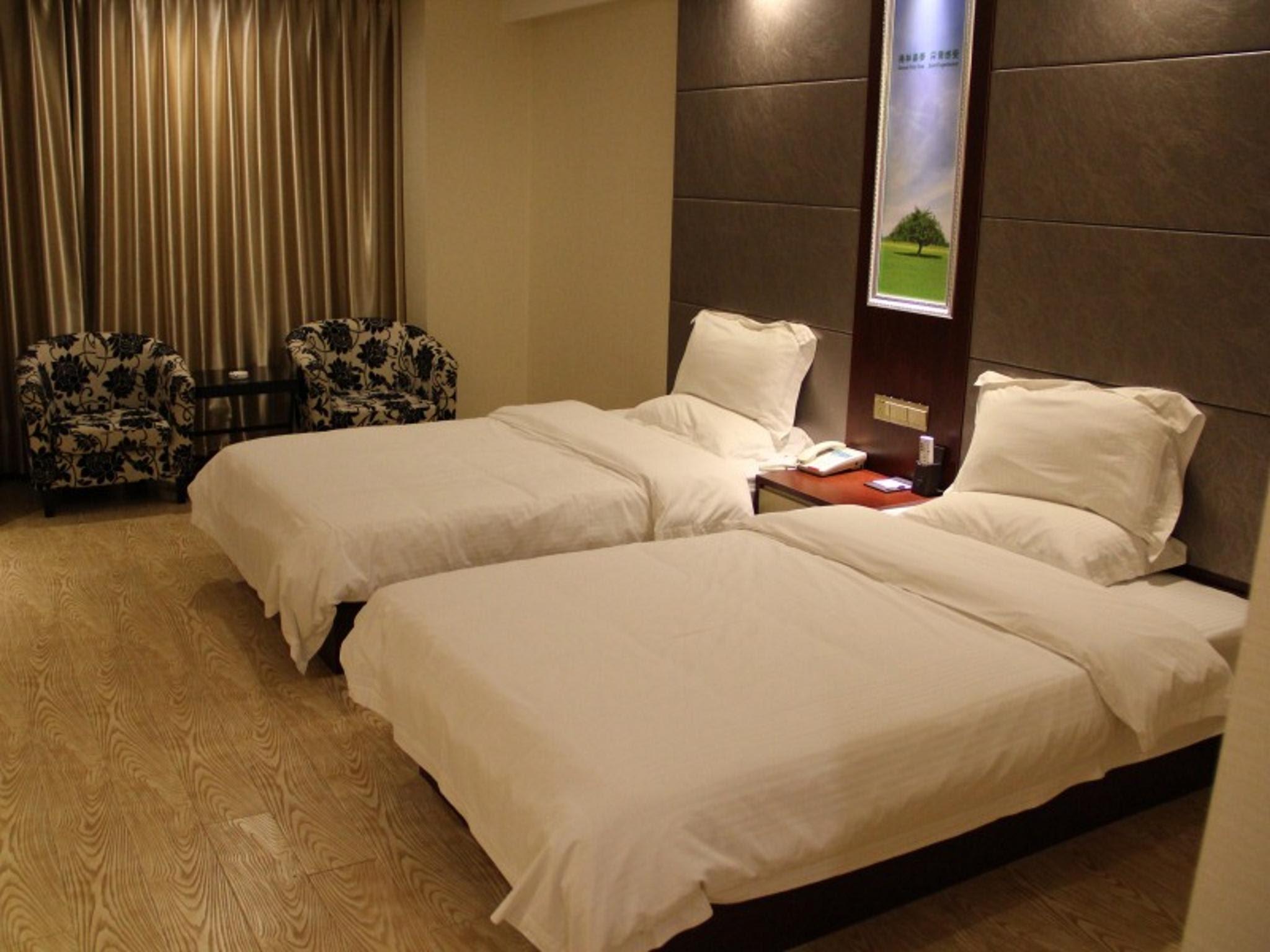 Review GreenTree Inn Nantong Tongzhou Shiji Avenue Jianghaihuangdu Express Hotel