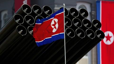 Triều Tiên, tấn công, gây hấn, hạt nhân, tên lửa, chiến tranh, căng thẳng leo thang, bán đảo Triều Tiên