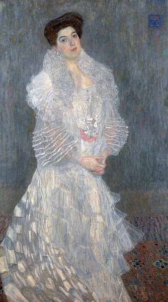 Portrait of Hermine Gallia, 1904