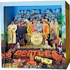 The-Beatles-Sgt-Pepper-Diorama