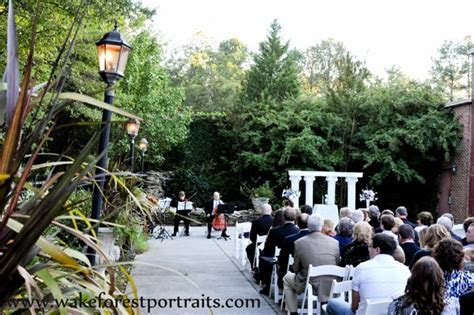 The Garden On Millbrook   Raleigh, NC Wedding Catering