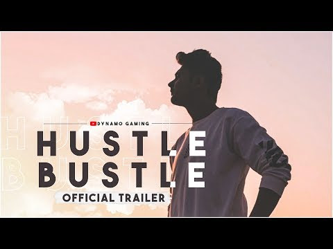 Hustle Bustle - The Story of Dynamo (Official Trailer)