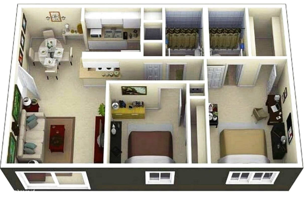 5500 Koleksi Gambar Desain Rumah Modern Sederhana HD Terbaru