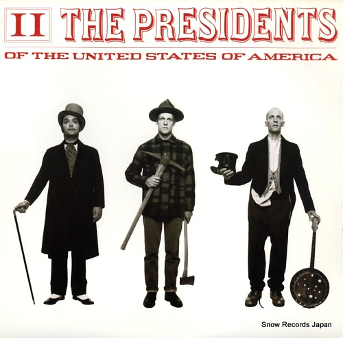 THE PRESIDENTS OF THE UNITED STATES OF AMERICA ii