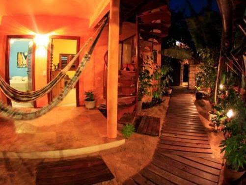 hotel near Jericoacoara Pousada Senzala dos Amigos