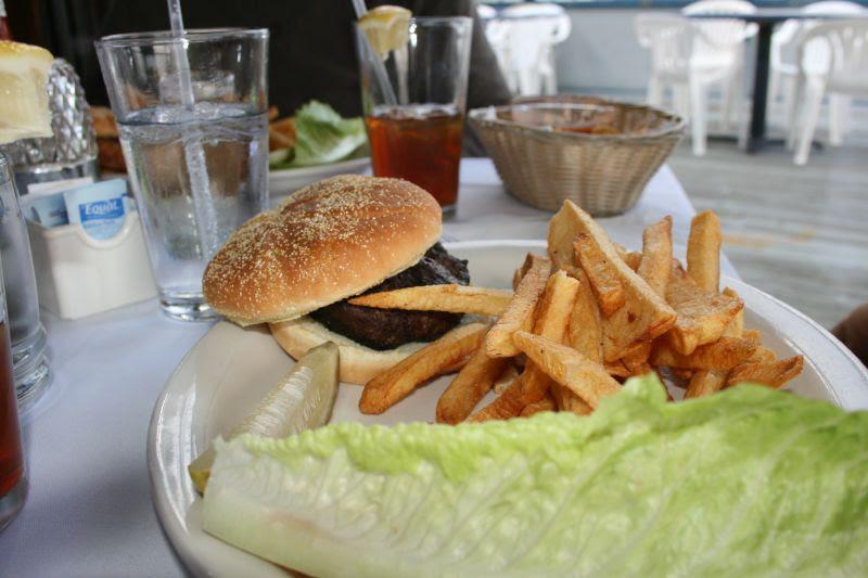 Child's Hamburger