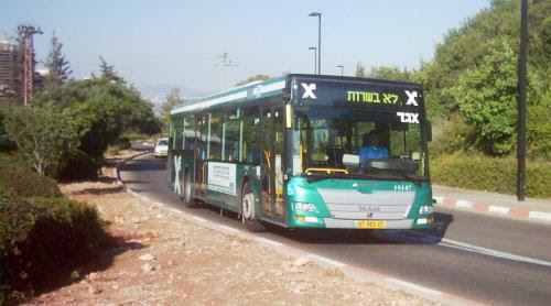 Viajando por Israel