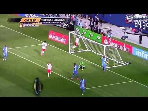 Martinique vs Mexico 2013 Copa Oro Highlights 1-3 Fabian Monte Ponce Goals Video