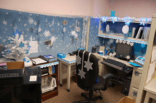 Holiday Decorations in the Office: How Much is Too Much ...