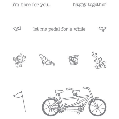 Stampin Up Sale-A-Bration Pedal Pusher