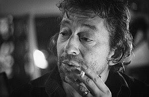 Français : Serge Gainsbourg par Claude Truong-...